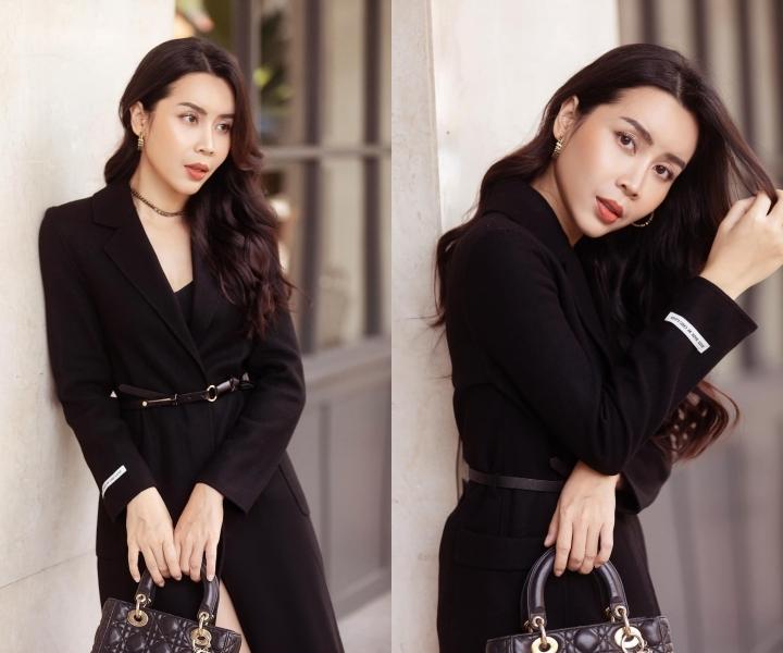 Sao đẹp tuần qua: Thanh Hằng, Hoà Minzy phá cách quấn khăn làm váy