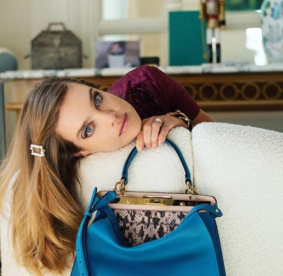 Siêu mẫu Nga Natalia Vodianova 5 con cưới con trai tỷ phú