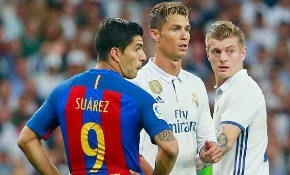 Suarez và CR7 sắp làm đồng đội tại Juventus?