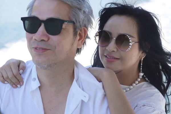 Thanh Lam trẻ đẹp, ngập tràn hạnh phúc trong clip mới bên bạn trai