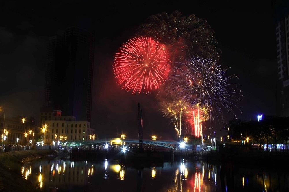 TP.HCM xin thêm điểm bắn pháo hoa đón năm mới 2021