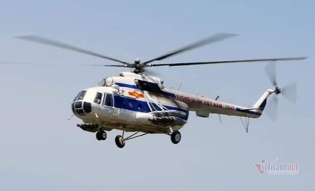Cứu nạn vụ thủy điện Rào Trăng 3: Trực thăng cất cánh tìm kiếm 30 người mất tích