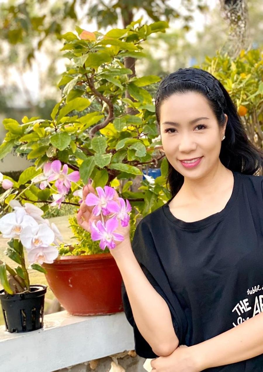 Biệt thự 200m2 của Trịnh Kim Chi và chồng đại gia