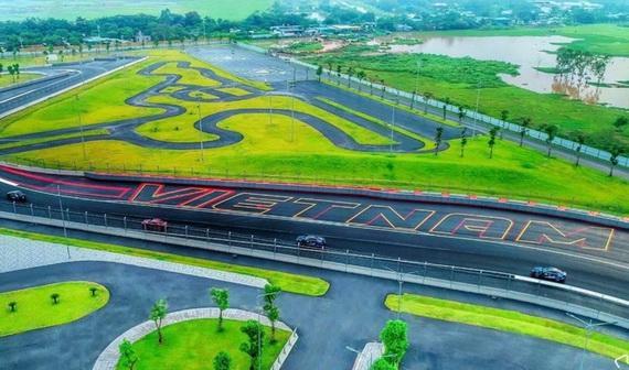 Chặng đua F1 tại Việt Nam 2020 sẽ bị hủy vì dịch Covid-19. Ảnh: F1 GF