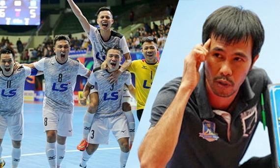 CLB Thái Sơn Nam và HLV Phạm Minh Giang xuất sắc nằm trong top 10 cạnh tranh giải thưởng lần thứ 21 của Futsal Planet Awards 2020