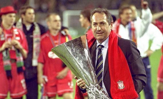 Ông Gerard Houllier từng đem lại nhiều danh hiệu cao quý cho Liverpool