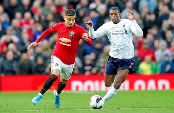Man Utd và Liverpool so tài 2 lần chỉ trong vòng một tuần!