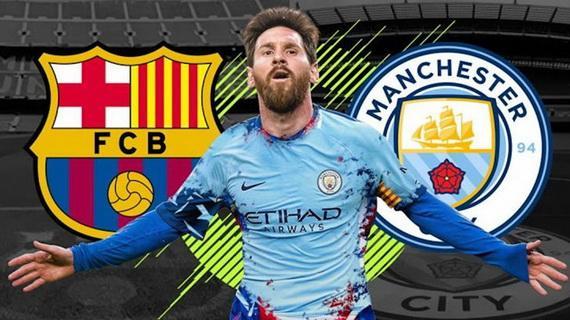 Man City dành ưu đãi đặc biệt cho Messi