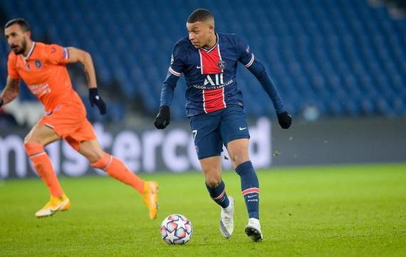 Mbappe đang nắm giữ kỷ lục ghi bàn tại Champions League