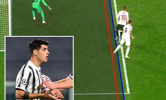 Morata lập kỷ lục không hề mong muốn