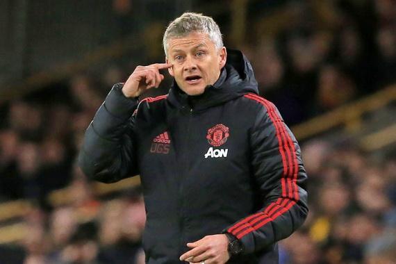 Ông Ole đang chịu nhiều sức ép sau thành tích kém cỏi của Man Utd