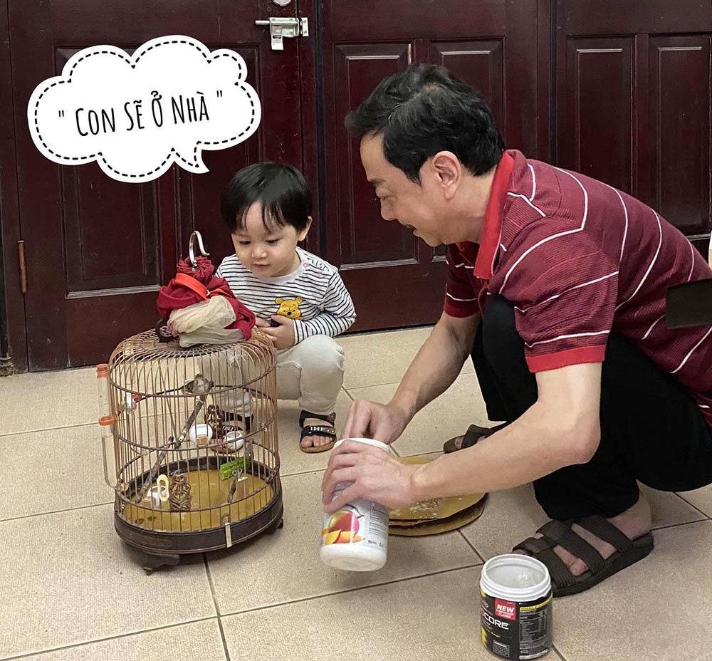 Diệp Lâm Anh, Đàm Vĩnh Hưng hăng say tập luyện giữ vóc dáng