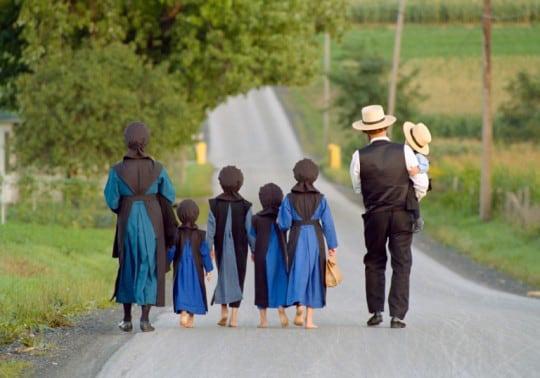 Cuộc sống kỳ lạ của những người Mỹ từ chối lối sống hiện đại
