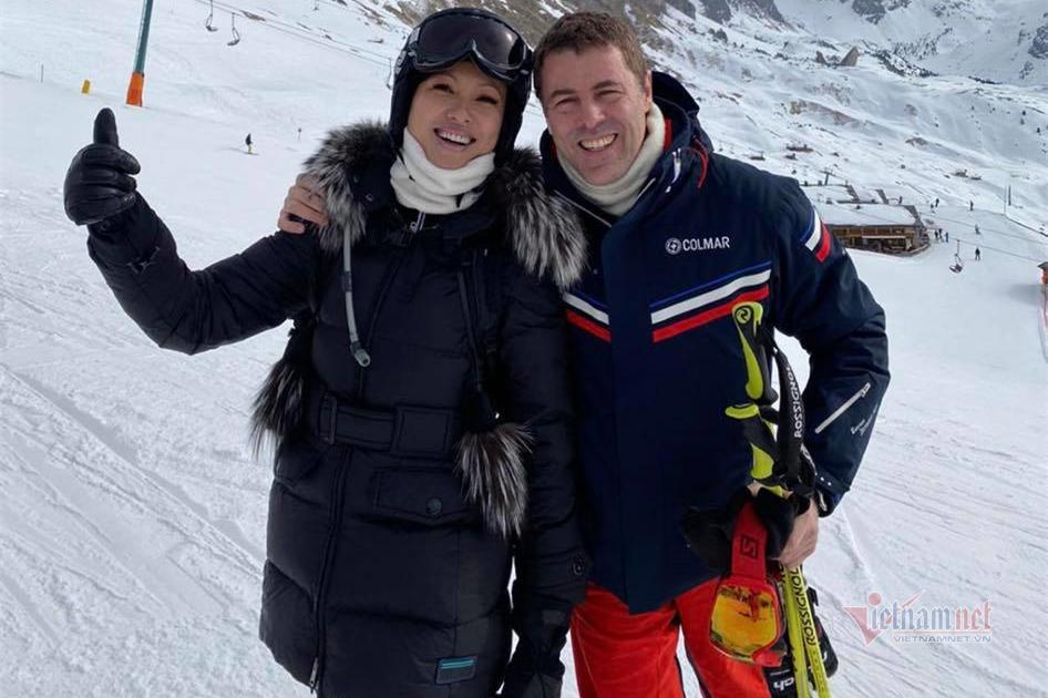 'Hoa hậu giàu nhất VN': Có 2 con, sống với Giáo sư Ý 10 năm chưa làm đám cưới