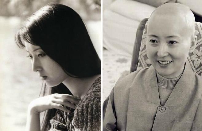 'Lâm Đại Ngọc' Trần Hiểu Húc: 2 đời chồng, ung thư, xuống tóc đi tu