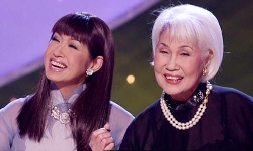 Danh ca Thái Thanh qua đời ở tuổi 86