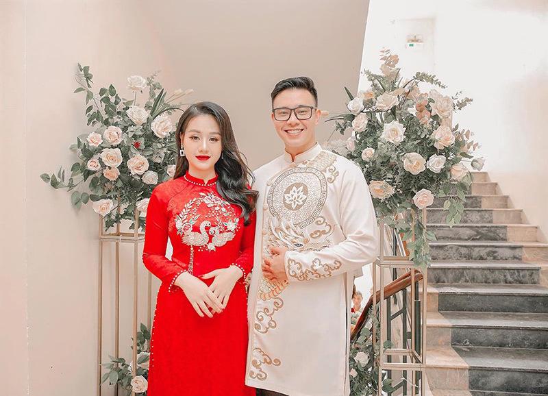 Đông Hùng tổ chức lễ ăn hỏi với bạn gái kém 6 tuổi