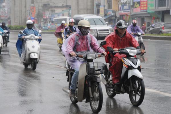 Dự báo thời tiết 7/4, Hà Nội rét run, Sài Gòn nắng nóng