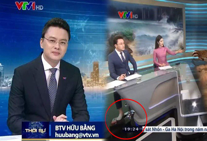 Hậu trường hài hước của các biên tập viên VTV