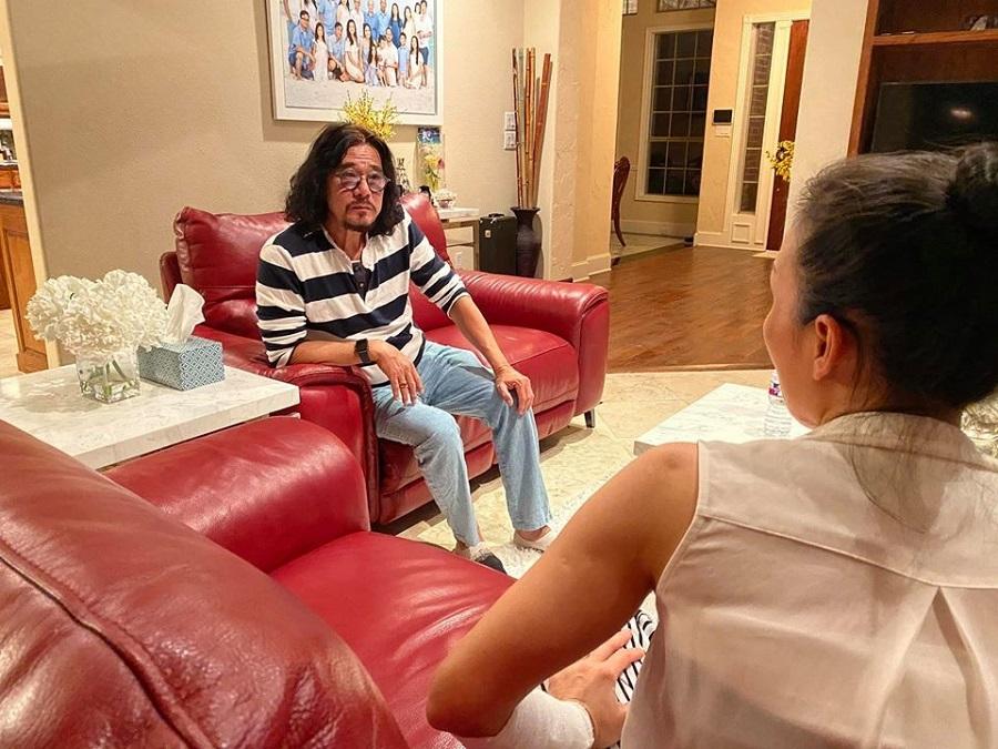 Hồng Ngọc chia sẻ nỗi đau với gia đình bị bỏng vụ cháy phòng ngủ
