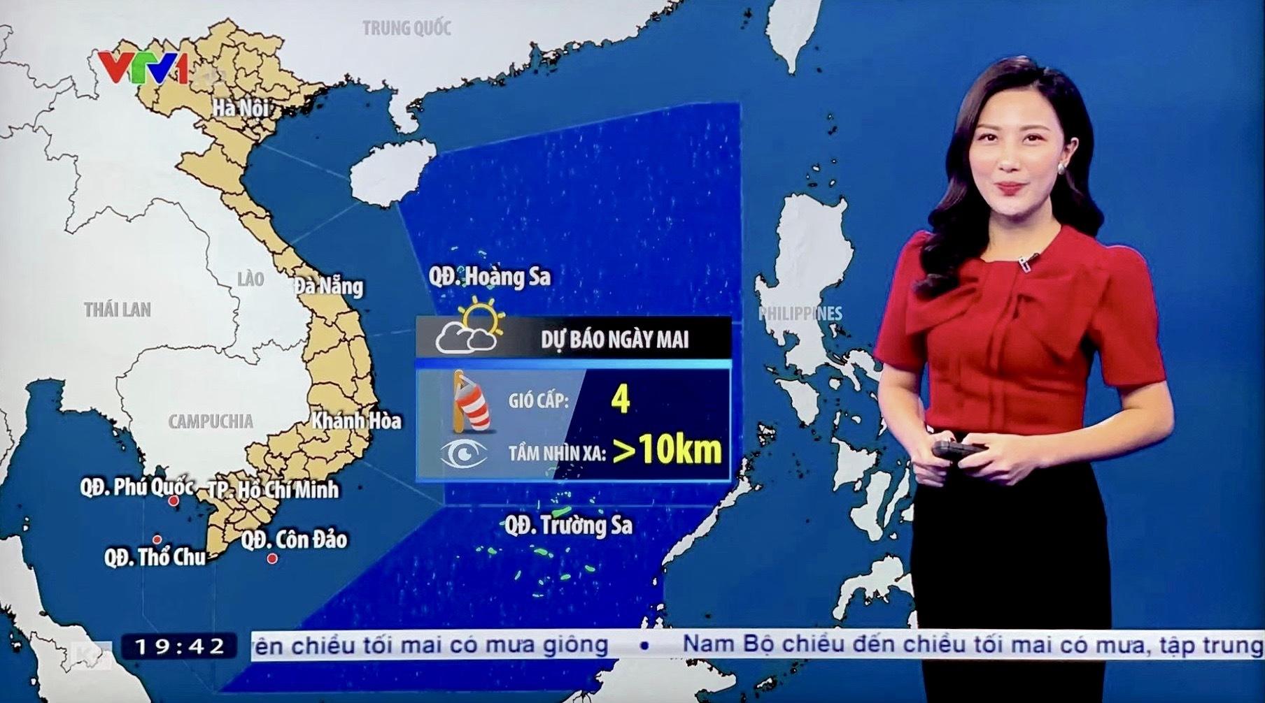 MC thời tiết lâu năm nhất VTV bị nhiều fan cuồng tỏ tình