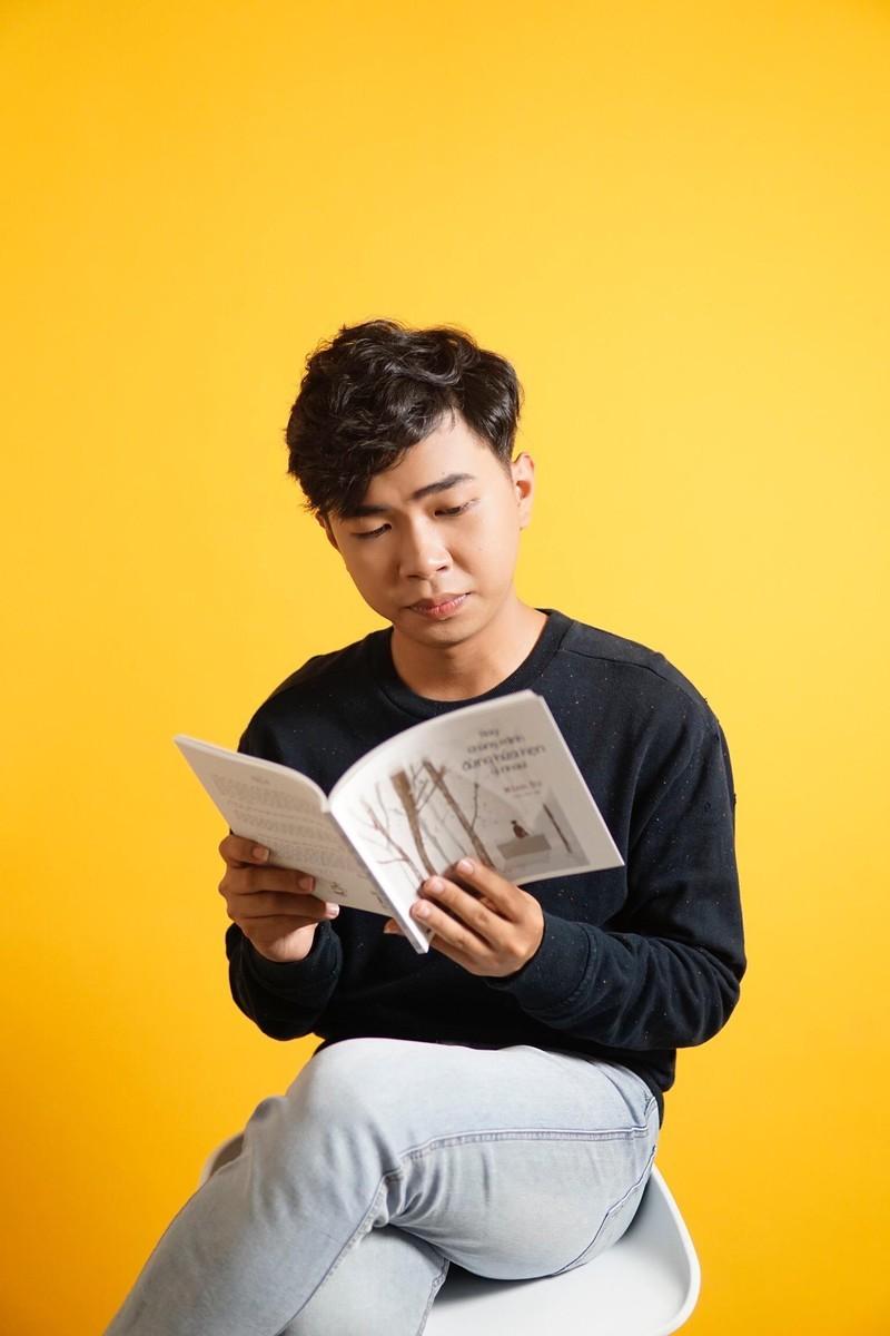 Nghệ sĩ hài Minh Dự gợi ý sách hay cho người thích phiêu lưu