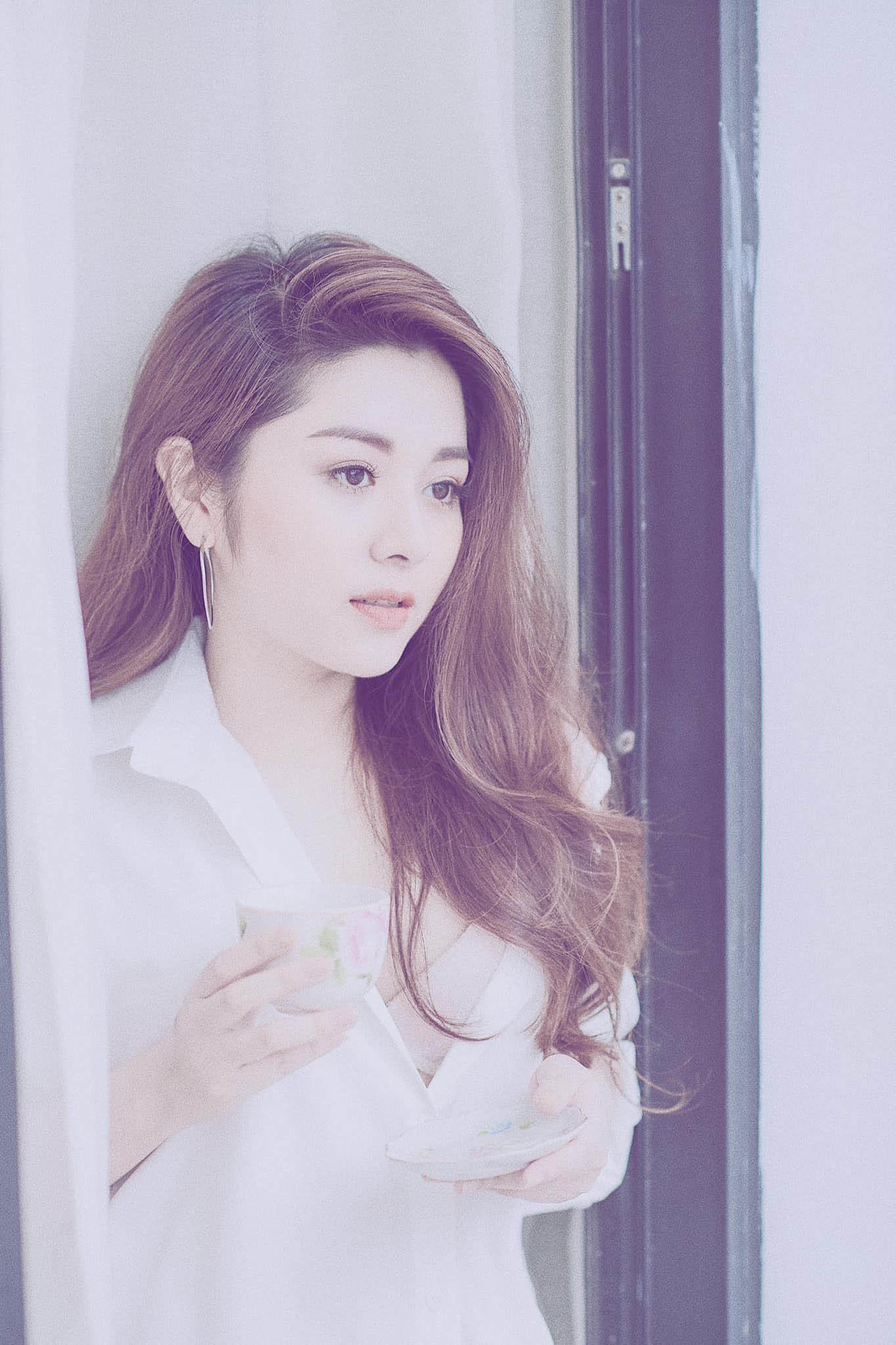 Những hình ảnh đẹp lúc cuối đời của MC Diệu Linh