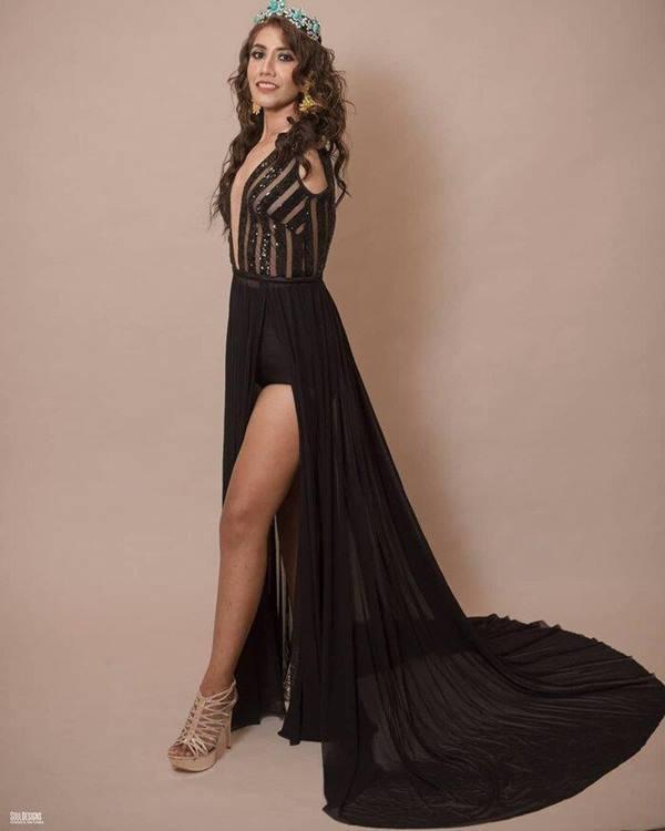 Người đẹp cụt 2 tay vào chung kết Hoa hậu Hòa bình Mexico