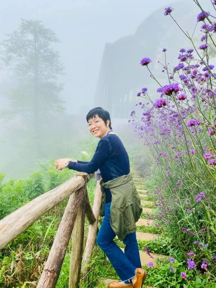 Hồ Ngọc Hà khoe niềm vui khiến Kim Lý cười nhiều