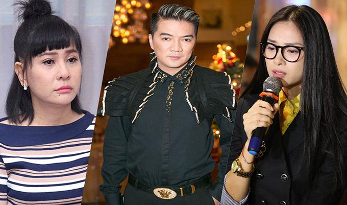 Sao Việt với những lần bị phạt vì 'vạ miệng'