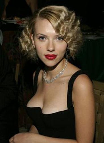 Scarlett Johansson: Biểu tượng gợi cảm số 1 của Hollywood