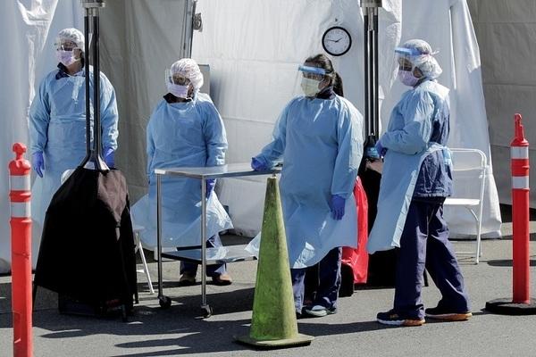 Hơn 83.000 ca nhiễm Covid-19, Mỹ trở thành vùng dịch lớn nhất thế giới