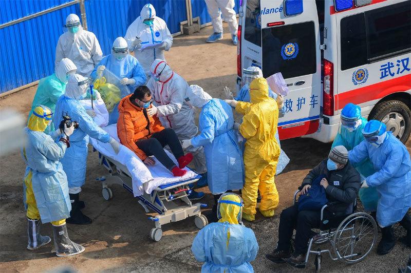 Số người chết vì virus corona tăng không ngừng