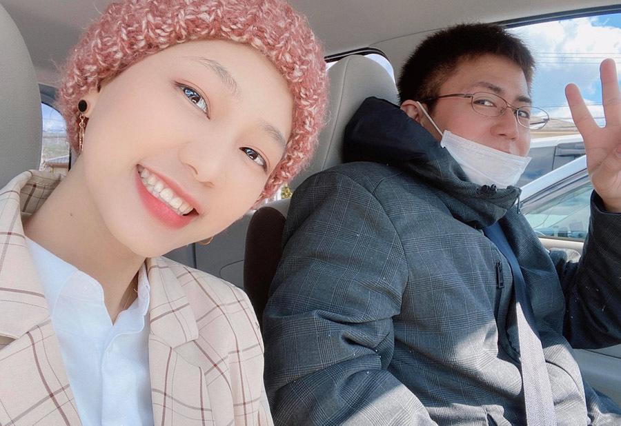 'Ông chú' Nhật yêu tha thiết cô gái Việt bị ung thư