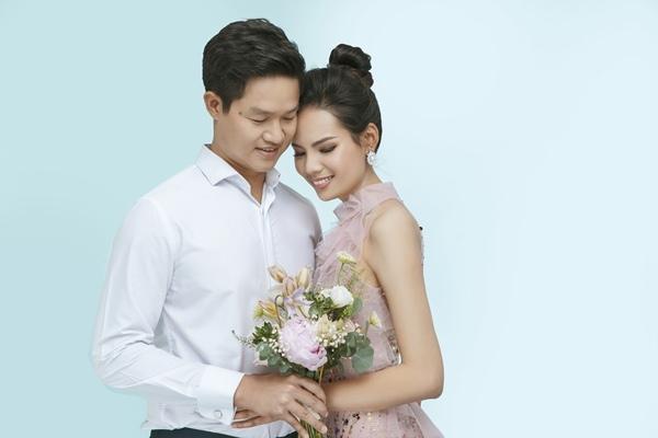Ảnh cưới của người đẹp từng thủ khoa Ngoại thương Tiêu Ngọc Linh