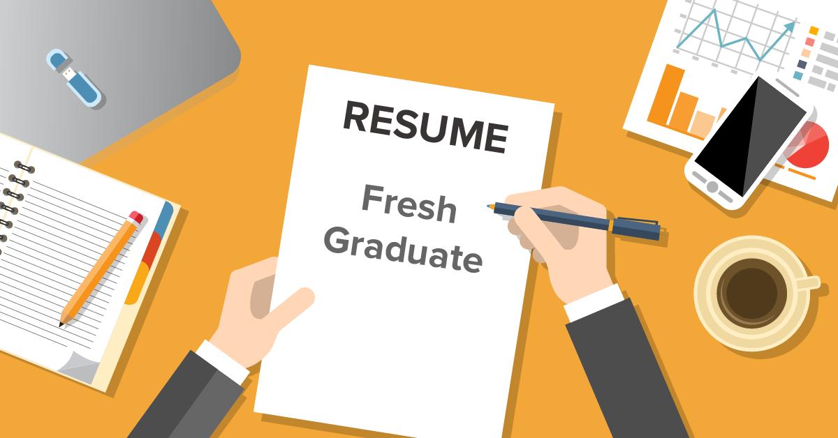 Fresh Graduate Resume Sample | Singapore CV Template