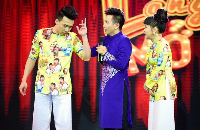 15 game show dang co Tran Thanh - Truong Giang tham gia hinh anh 7