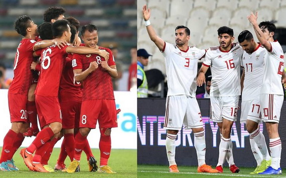 Asian Cup 2019: Việt Nam 0-2 Iran